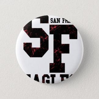 Adler Sans Fran Runder Button 5,7 Cm