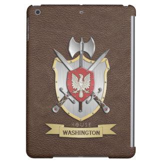 Adler Sigil Kampf-Wappen Brown