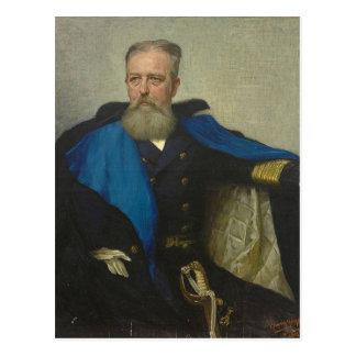 Admiral Geissler Postkarte