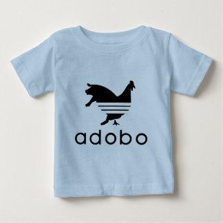 Adobo-Huhn-Schweinefleisch Baby T-shirt