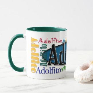 Adolfito Kaffee-Tasse Tasse