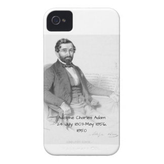 Adolphe Charles Adam, 1850 Case-Mate iPhone 4 Hülle