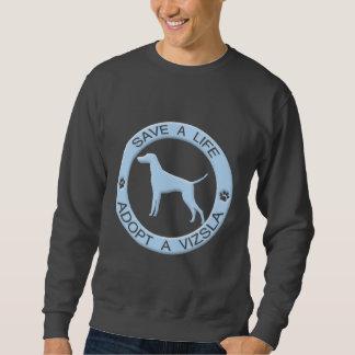 Adoptieren Sie einen Vizsla T - Shirt