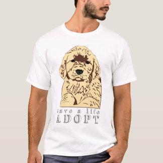 Adoptierte-einwelpe T-Shirt