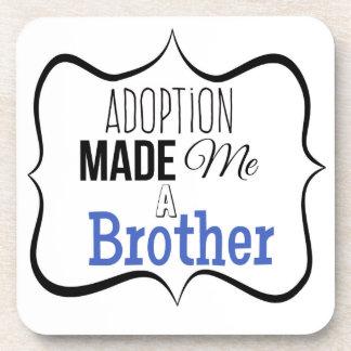Adoption machte mich einen Bruder Untersetzer