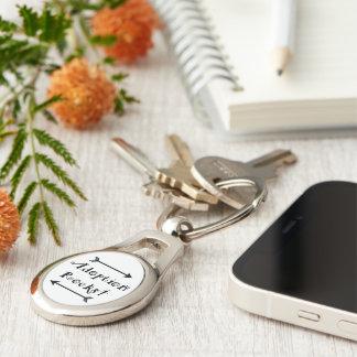 Adoptions-Felsen! Schlüsselanhänger