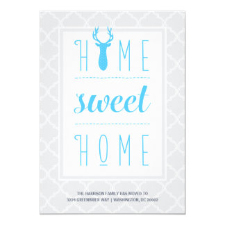 Adressenänderung des Zuhause-süße Zuhause-|