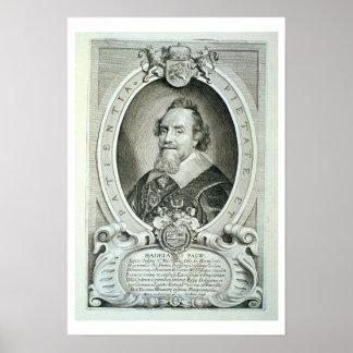 Adriaen Pauw (1585-1653) von 'Porträt-DES Homme Poster