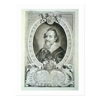Adriaen Pauw (1585-1653) von 'Porträt-DES Homme Postkarten