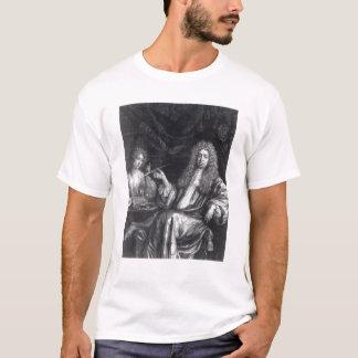 Adrian Beverland, graviert von Isaac Beckett T-Shirt