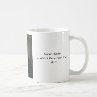 Adrian willaert kaffeetasse