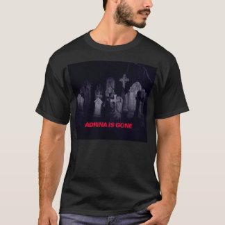 Adrina ist gegangener Friedhof T T-Shirt