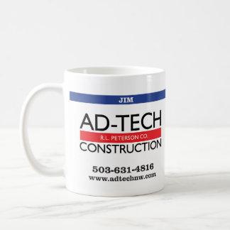 AdTechMugJIM Kaffeetasse