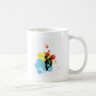 Adv, die Colorfull reiten Kaffeetasse