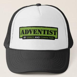 Adventist durch Anmut und Überzeugung Truckerkappe