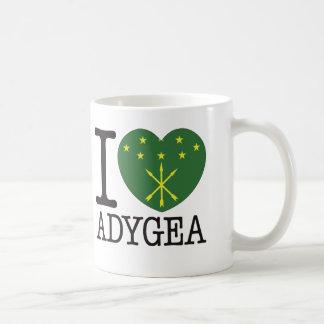 Adygea Liebe v2 Kaffeetasse