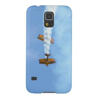 Aerobatic Doppeldecker Galaxy S5 Cover