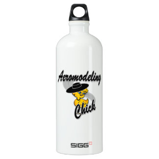 Aeromodeling Küken #4 Aluminiumwasserflasche
