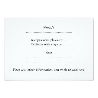 Affe 8,9 X 12,7 Cm Einladungskarte