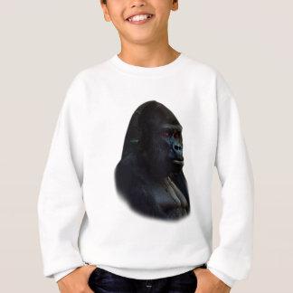 Affe-Affen-Musik-Spaß Sweatshirt