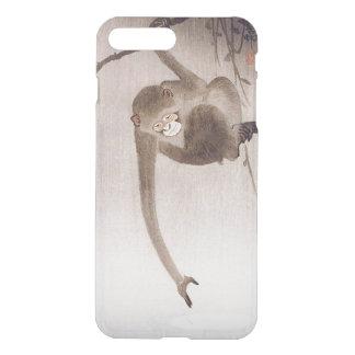Affe-anziehende Reflexion des Mondes durch Koson iPhone 8 Plus/7 Plus Hülle