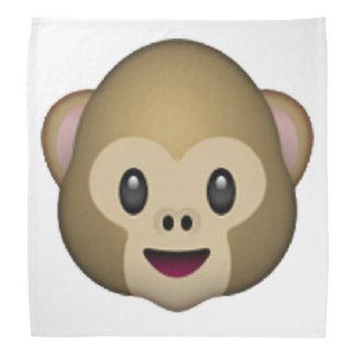 Affe - Emoji Halstuch
