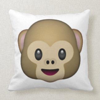 Affe - Emoji Kissen