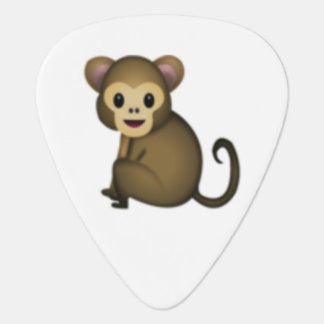 Affe - Emoji Plektron