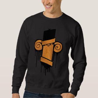 AFFE: Flüchtiger Blick in meinen Verstand Sweatshirt