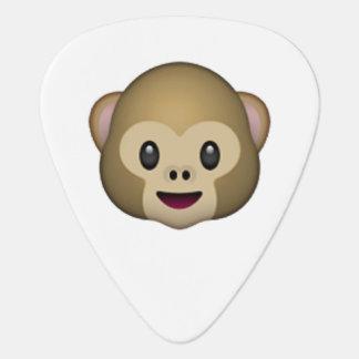 Affe-Gesicht - Emoji Plektrum