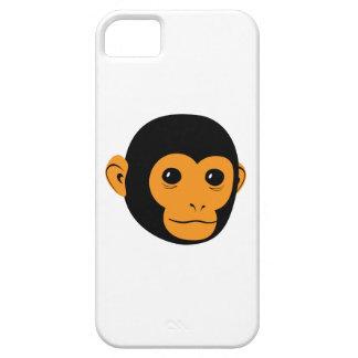 Affe-Gesicht iPhone 5 Hüllen