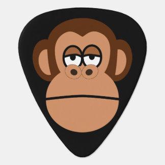 Affe-Gesicht Plektrum