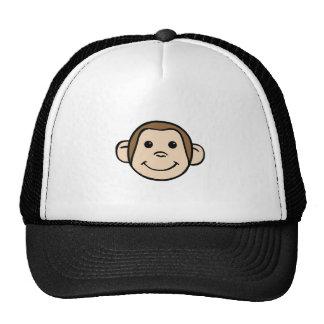 Affe-Gesicht Retro Cap