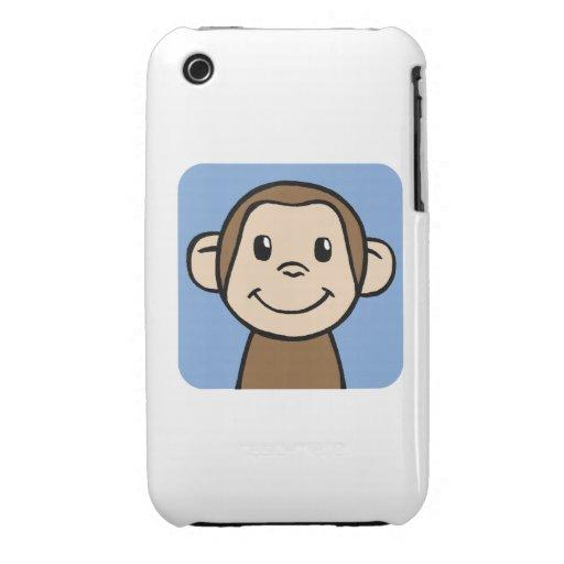 Affe iPhone 3 Hülle