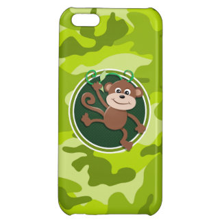 Affe hellgrüne Camouflage Tarnung Hülle Für iPhone 5C