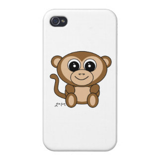 Affe iPhone 4 Schutzhüllen