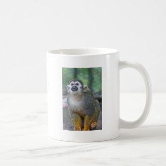 Affe Kaffeetasse
