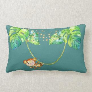 Affe-Kind Lendenkissen