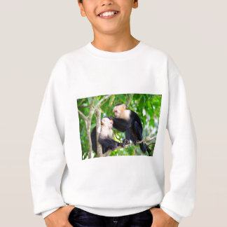 Affe-Liebe Sweatshirt