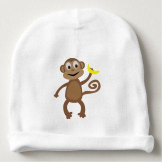 Affe - Regenwald-neugeborener Hut Babymütze