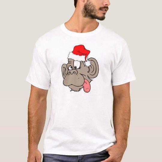 Affe Sankt T-Shirt