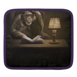 Affe-Schimpanse-Affe iPad Sleeve
