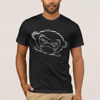 Affe-Streifen T-Shirt