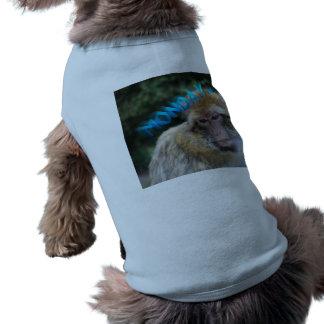 Affe traurig über Montag Shirt