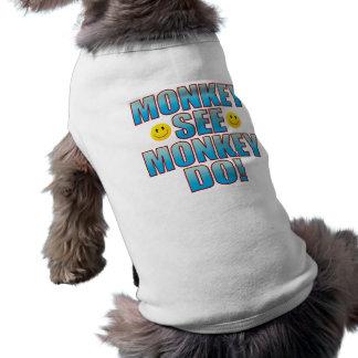 Affe tun Leben B T-Shirt