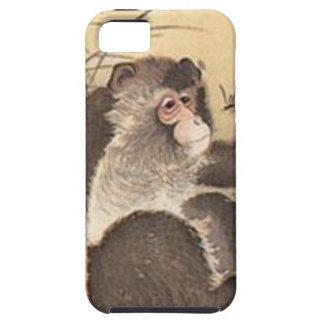 Affe und Schmetterling Hülle Fürs iPhone 5