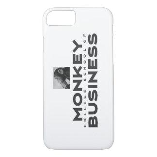 Affe-Uni-Schule des Geschäfts-Telefon-Kastens iPhone 8/7 Hülle