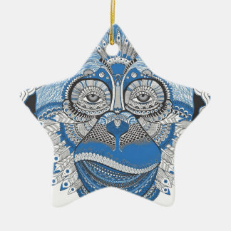 Affe - universell keramik ornament