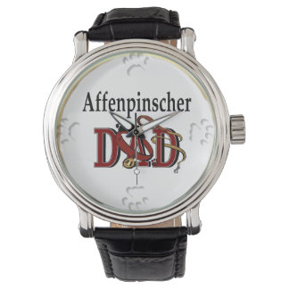 Affenpinscher Armbanduhr