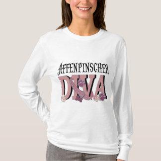 Affenpinscher DIVA T-Shirt
